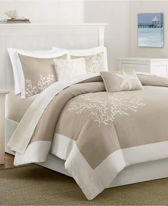 Jla Home Harbor House Coastline 5-Pc. Full/Queen Duvet Set Bedding