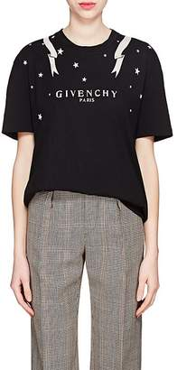 Givenchy Women's Logo Cotton T-Shirt