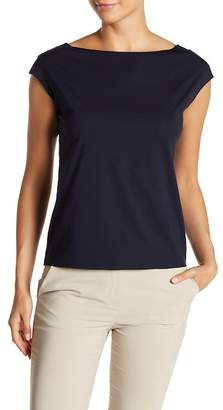 Wolford Pure Cut Boatneck Tee