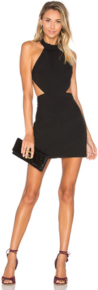 NBD x Naven Twins x REVOLVE Show It Off Bodycon $170 thestylecure.com