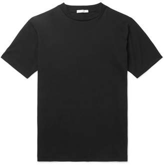 The Row Ed Cotton-Jersey T-Shirt - Men - Black