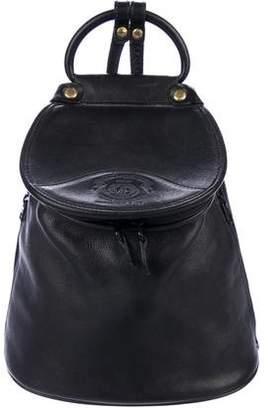 Ghurka Ashley Leather Backpack