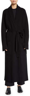 The Row Tappi Long Cashmere Cardigan