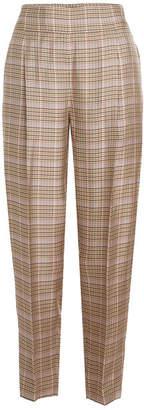 N°21 N21 Checked Pants