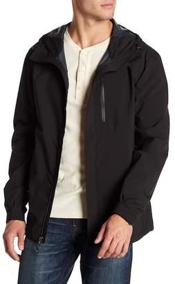 32 Degrees Hooded Waterproof Rain Jacket