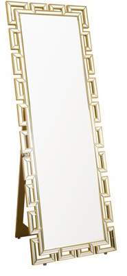 Devon & Claire Pierce Gold Standing Floor Mirror