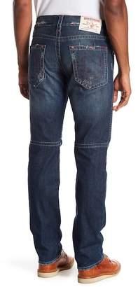 True Religion Moto Slim Fit Seam Jeans