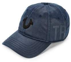 True Religion Embroidered Logo Baseball Cap