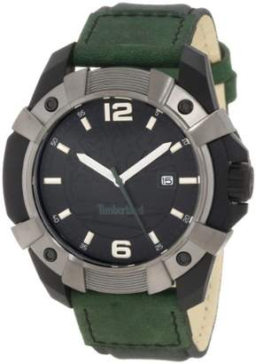 Timberland Men's 13326JPBU_02 Chocorua Analog 3 Hands Date Watch