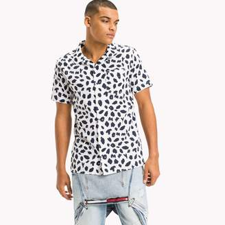 Tommy Hilfiger Leopard Short-Sleeve Shirt