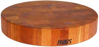 John Boos & Co. Cherry End-Grain Chopping Block, 18""