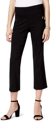 INC International Concepts Straight-Leg Cropped Pants