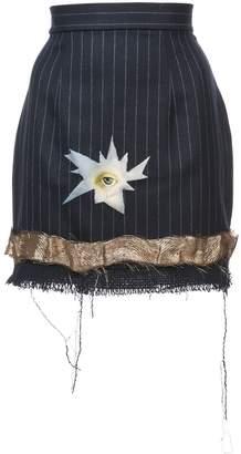 Di Lara Dilara Findikoglu All Seeing Eye skirt