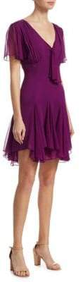Cinq à Sept Annali Silk Dress
