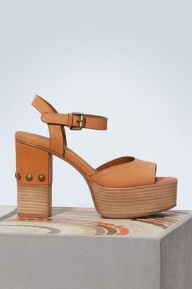 See by Chloe Tina heeled sandals
