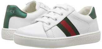 Gucci Kids New Ace Sneakers Kids Shoes