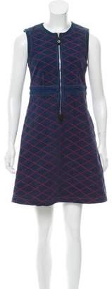 Louis Vuitton Denim Mini Dress w/ Tags