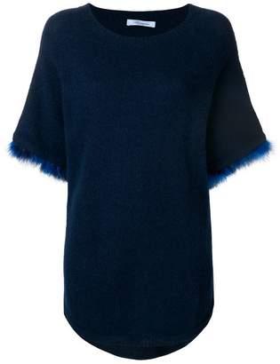 Blumarine oversized sweater