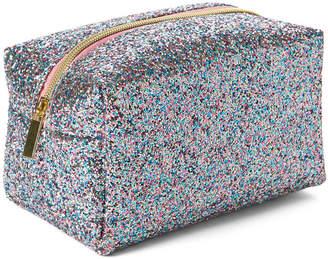 Asstd National Brand Glitter Makeup Bag