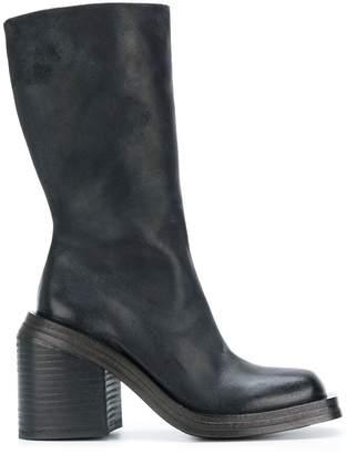 Marsèll chunky block heel boots