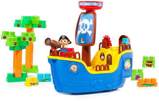 Molto - Pirate Ship Blocks, 30 Pieces