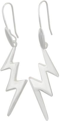 Robert Lee Morris Rlm Jewelry By RLM Bronze Lightning Earrings