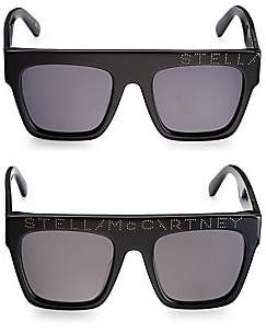 Stella McCartney Women's Mum & Me Flat-Top Sunglasses 2-Pair Set