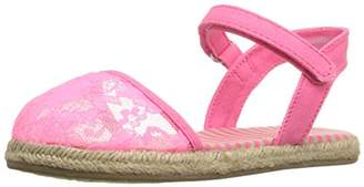 Children's Place The Lily Casual Toe Cap Meadow Flat (Toddler/Little Kid)