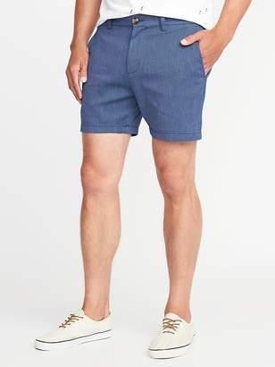 """Old Navy Slim-Fit Built-In Flex Ultimate Shorts for Men (6"""")"""
