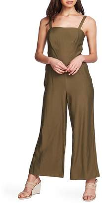 1 STATE 1.State Tie Back Wide Leg Jumpsuit