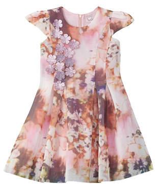 Halabaloo Girls' A-Line Dress