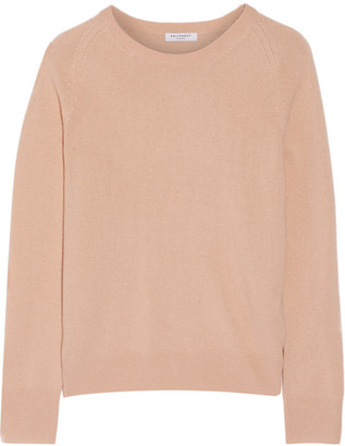 Equipment - Sloane Cashmere Sweater - Sand $270 thestylecure.com