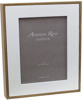 56bfb8a4188 Ash Addison Ross Photo Frame - White - 5x7