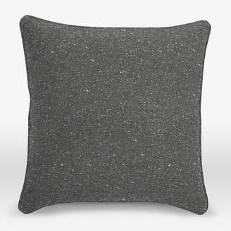 west elm Upholstery Fabric Pillow Cover - Tweed