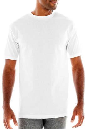 STAFFORD Stafford 4-pk. Heavyweight Crewneck T-Shirts-Big & Tall