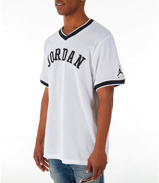 172247d9d6675f Nike Men s Jordan Sportswear Jumpman Mesh T-Shirt