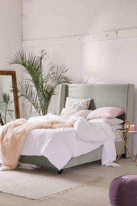 Winona Wingback Bed