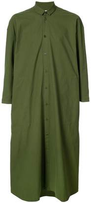 Toogood The Draughtsman shirt dress