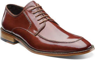 Stacy Adams Bramwell Mens Moc-Toe Leather Dress Shoes