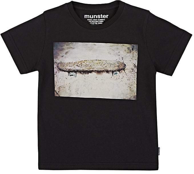 Kids' Surf Skate Cotton T-Shirt