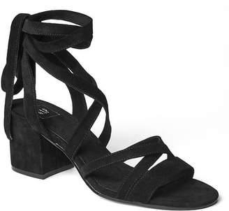 Gap Suede multi-strap sandals