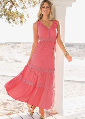 Together Tiered Maxi Dress
