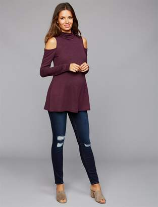 Pea Collection FRAME Secret Fit Belly Le Skinny De Jeanne Maternity Jeans- Andover