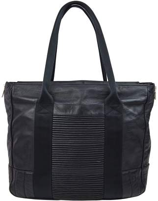 Marc Jacobs Navy Leather Bag
