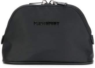 Plein Sport logo makeup bag