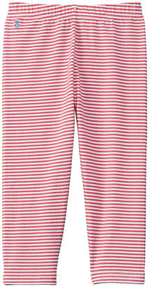 Ralph Lauren Polo Girls' Stripe Legging