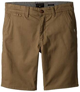 Quiksilver New Everyday Union Stretch Shorts (Big Kids)