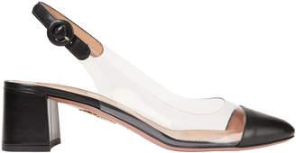 Aquazzura PVC Slingback Heels