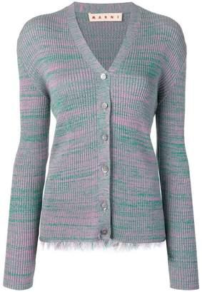 Marni patterned cardigan