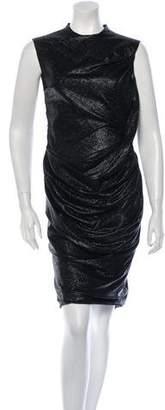 La Petite S***** Metallic Sheath Dress w/ Tags